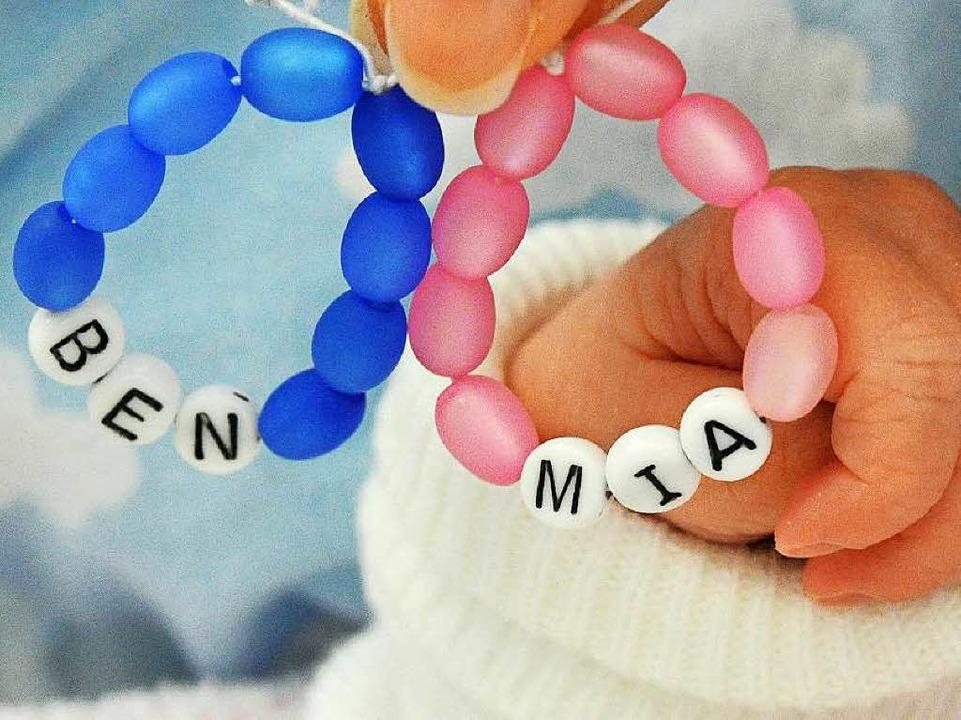 Die Statistik zeigt: Viele Babys, aber auch mehr Einwohner  | Foto: dpa