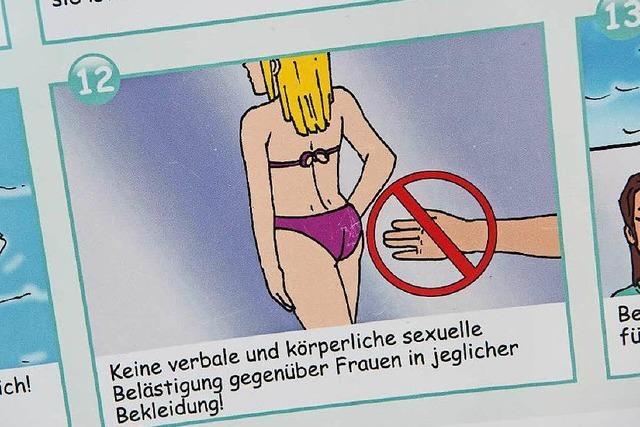 Männliche Flüchtlinge dürfen in Bornheim nicht mehr ins Schwimmbad