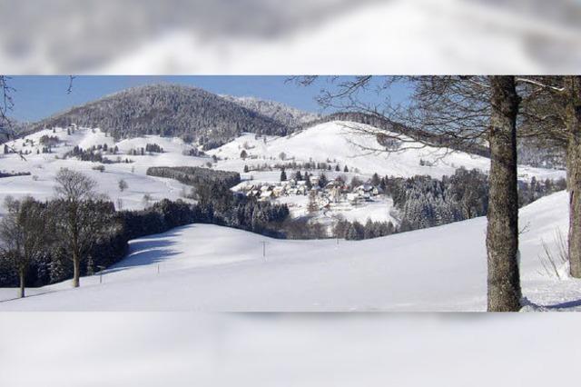 Schneeerlebnisse für Jeden in Bernau