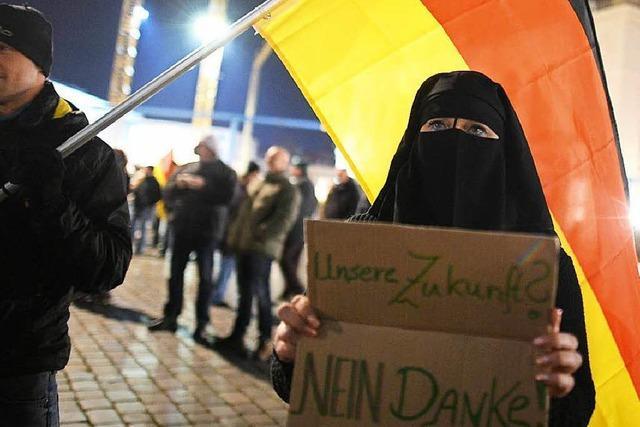 Pegida in Dresden – was wird 2016?
