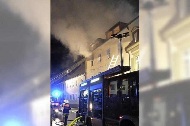 Brandursache weiter unklar
