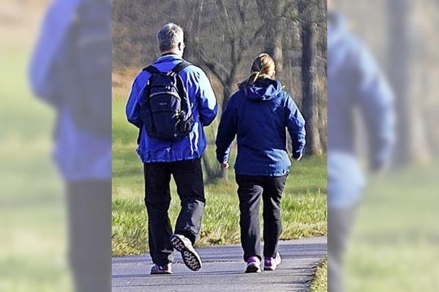 Gemeinsam zu Fuß die Heimat erkunden