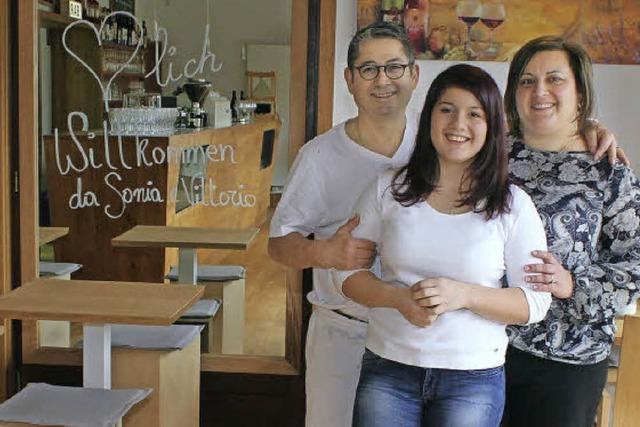 Italienische Gastlichkeit im wiederbelebten Café Cosi