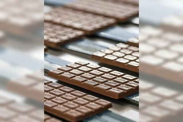 Auf der Schokoladenseite