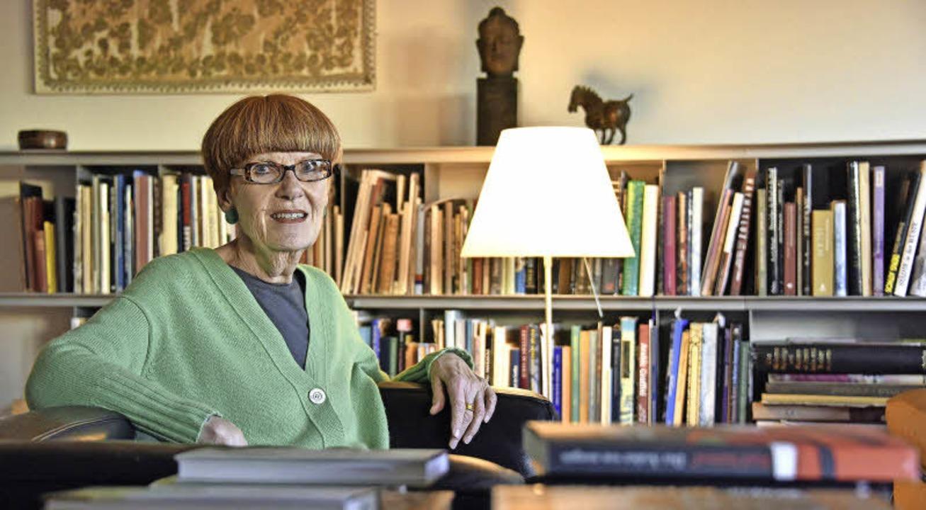 Gudrun Schubert   | Foto: M. BAMBERGER