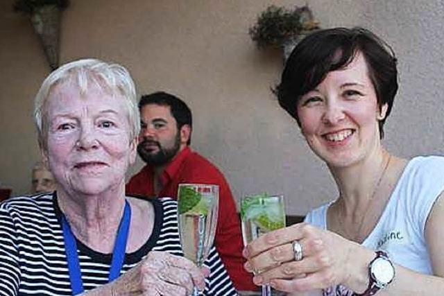 Nadine und Jutta: Wie aus Ehrenamt Freundschaft wurde