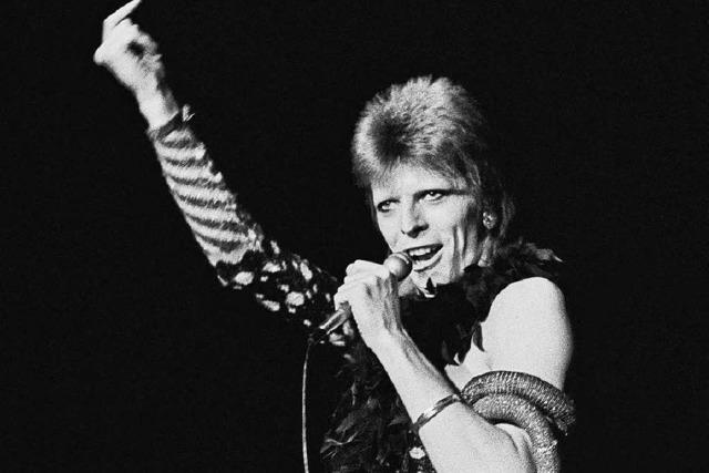 Wie der frühe David Bowie ein Kinderzimmer im Kinzigtal revolutionierte