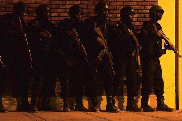 Terroranschlag in Burkina Faso: 126 Geiseln befreit