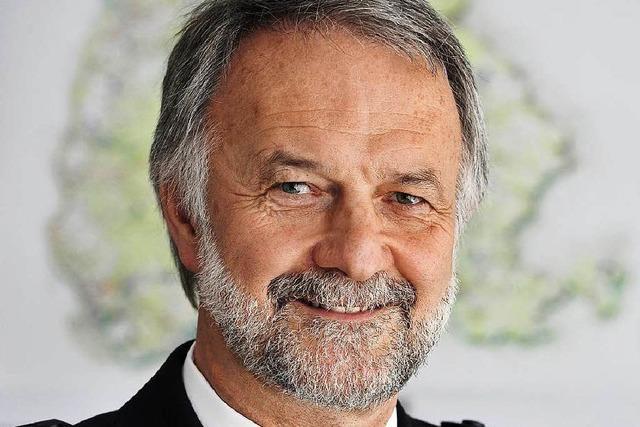 Freiburger Polizeichef Rotzinger: