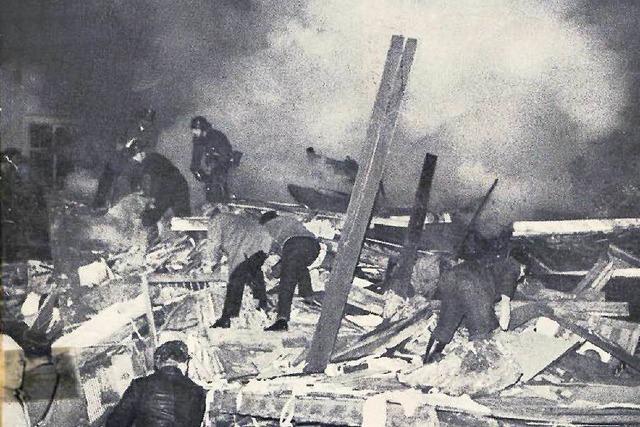 Vor 50 Jahren: Die Schreckensnacht von Gutach