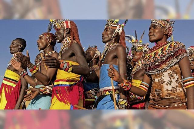 Die 50 Schätze von Kenia