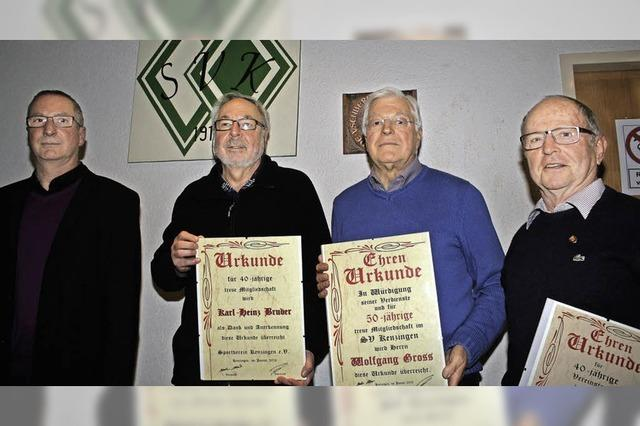 SV Kenzingen widerlegt alle Zweifler