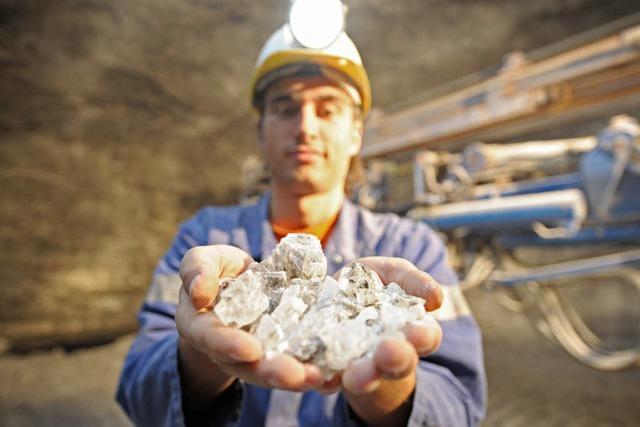 Umkämpftes Monopol: Zwei Salinen versorgen die Schweiz mit Salz
