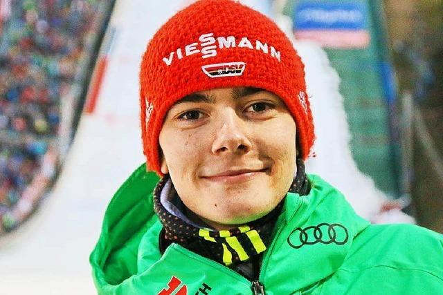 Schwarzwälder Talent David Siegel rückt ins Weltcup-Team auf
