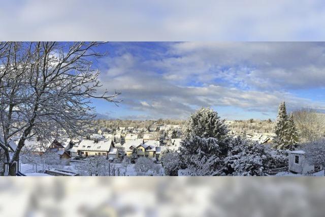 So schön ist Winter