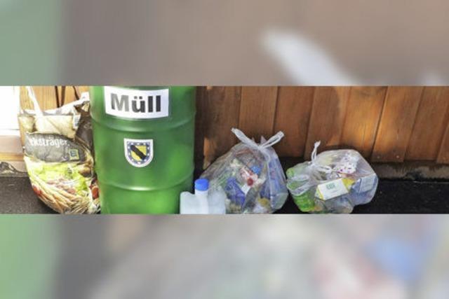 Müllsünder
