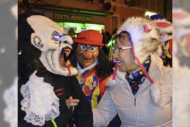95 Cliquen feiern Jubiläum mit den Bären