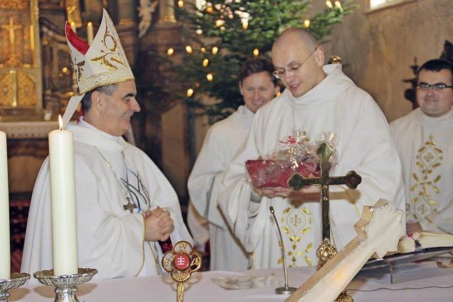 Apostolischer Nuntius in Todtmoos
