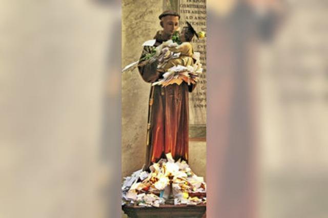 Der Heilige St. Antonius ist Thema in der VHS