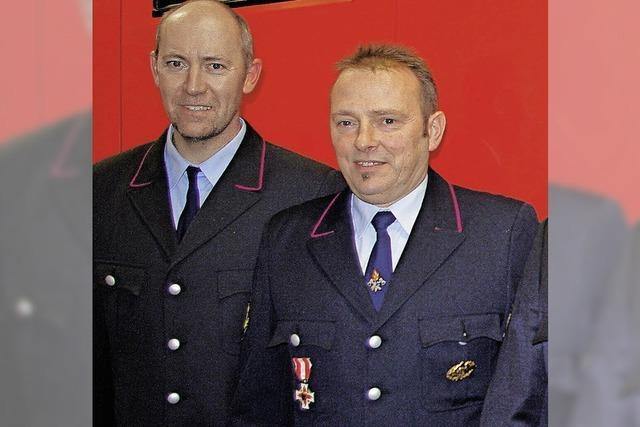 Warmbacher Feuerwehr stellt eine verlässliche Abteilung
