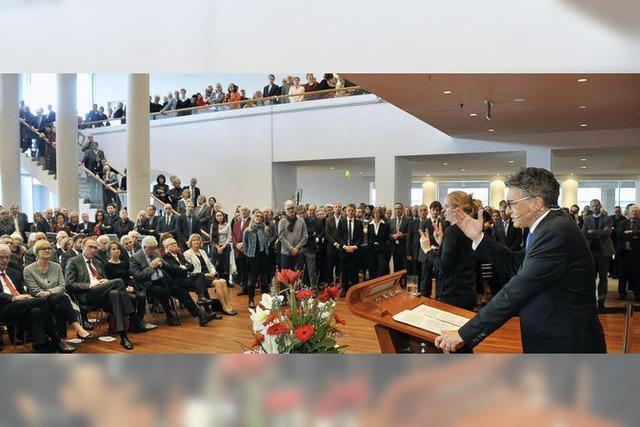 Neujahrsempfang der Stadt Freiburg