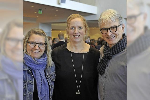 1150 Gäste kamen zum Neujahrsempfang der Stadt Freiburg ins Konzerthaus