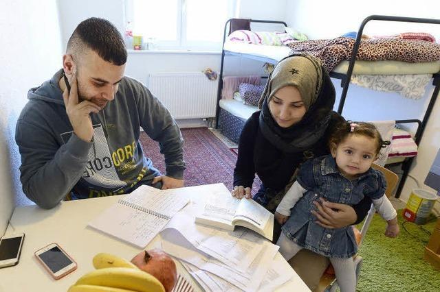 Irakische Familie in Freiburg ist von den Vorfällen in Köln verunsichert