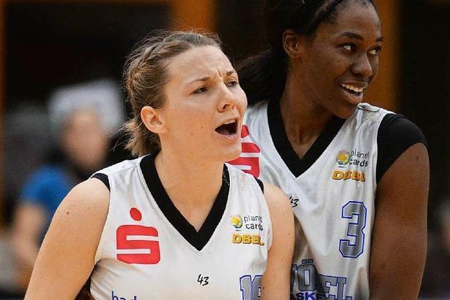 Dritter Sieg für Freiburgs Basketballerinnen im Jahr 2016