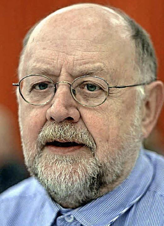 Eberhard Radczuweit  | Foto: privat