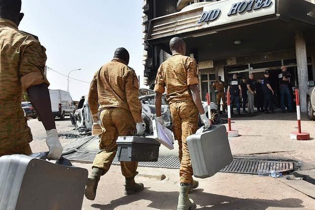 Der Terror erreicht Burkina Faso