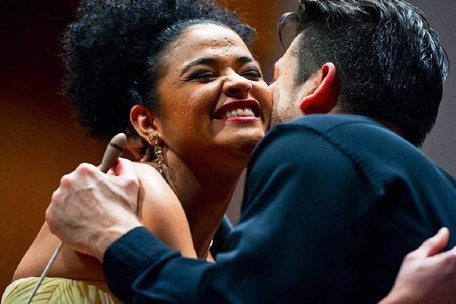 Orso spielt Amerikana im Konzerthaus