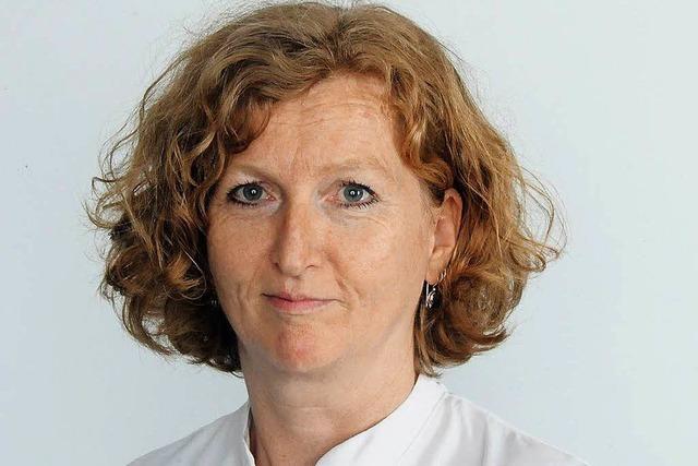 Bettina Götze ist neue Chefärztin am Bruder-Klaus-Krankenhaus Waldkirch