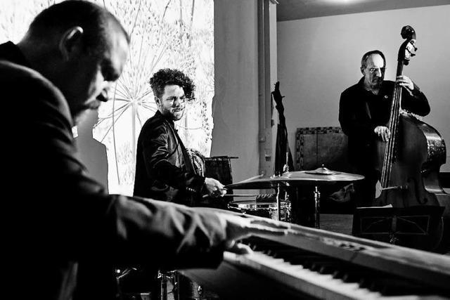 L' heure du jazz im Riegeler Bürgercafé