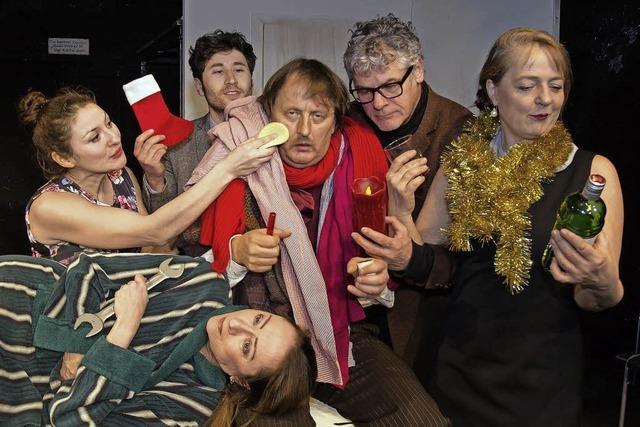 Die Weihnachtskomödie