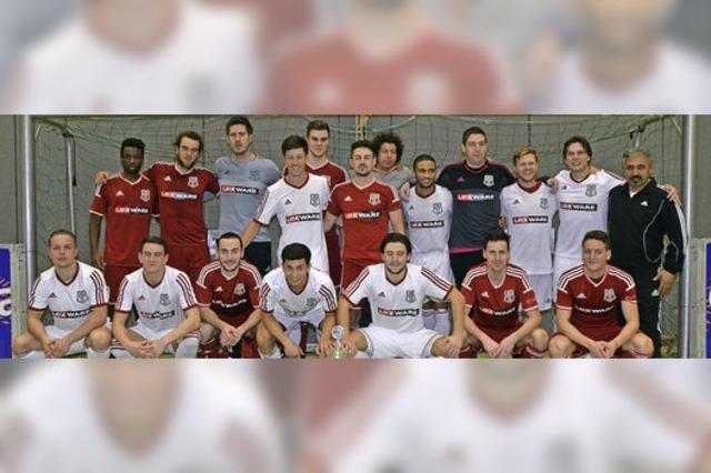Freiburger FC gewinnt das Breisacher Hallenturnier