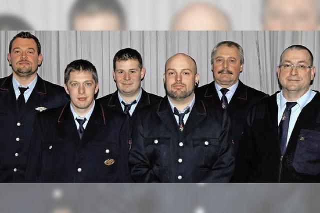 Die Feuerwehr verjüngt sich