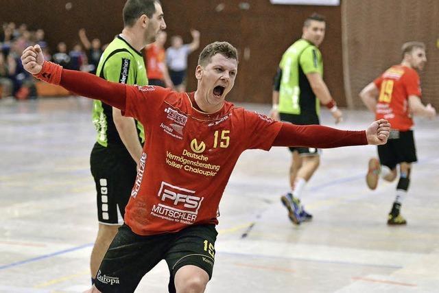 TV Herbolzheim gewinnt im Derby gegen TuS Oberhausen