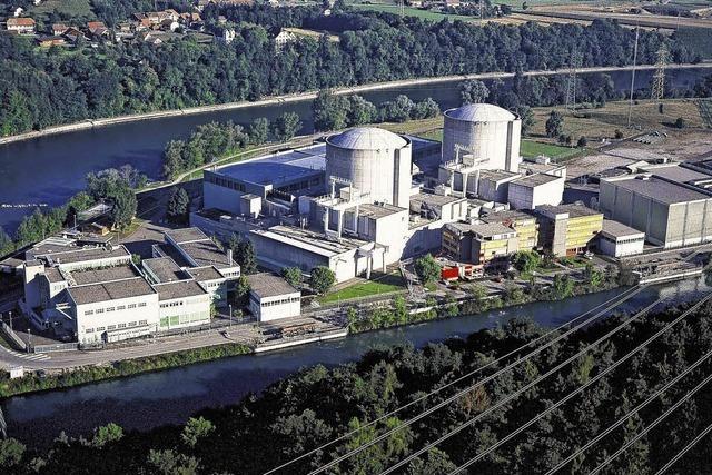 Radioaktiver Abfall braucht mehr Platz