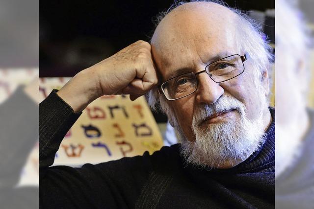 Der Judaist Ruben Frankenstein spricht über die jüdische Geschichte in Freiburg