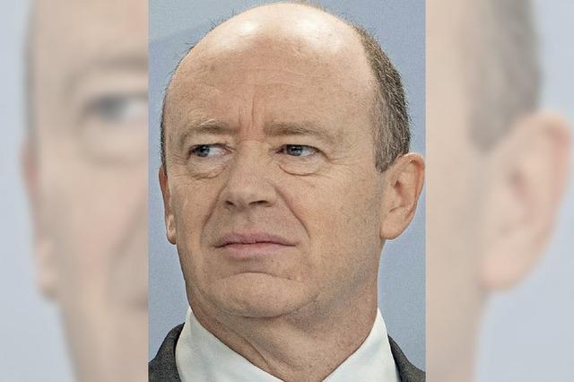 Die Deutsche Bank kommt nicht zur Ruhe