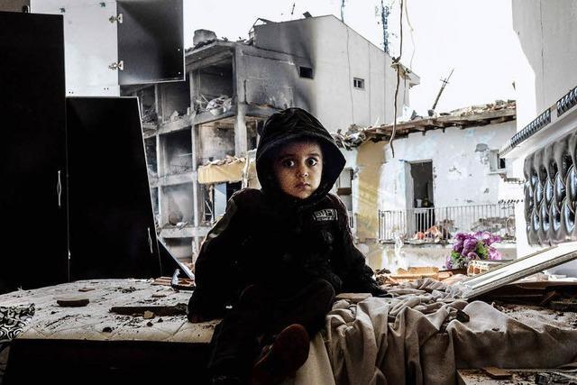 Diyarbakir gleicht einem Trümmerfeld
