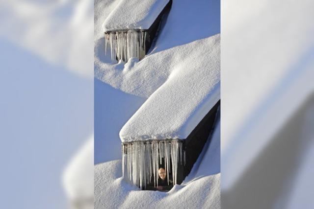 Eiszeit in Neustadt