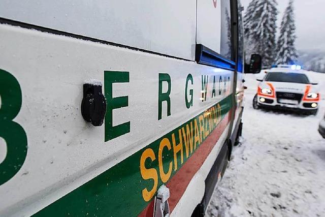 SWR zeigt Dokumentation über die Bergwacht Schwarzwald