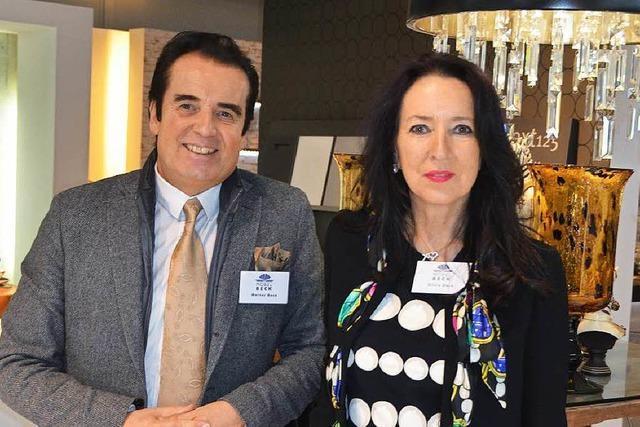 Ende Januar eröffnen die Becks ihr renoviertes Einkaufszentrum