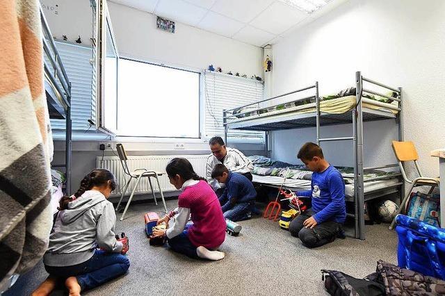 Stadt sucht nach Standort für Behelfsunterkunft für Flüchtlinge