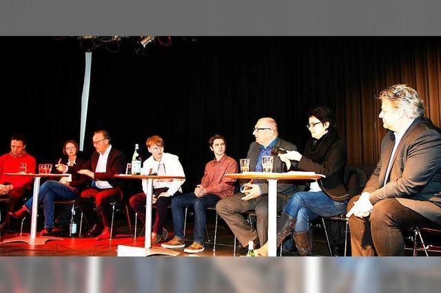 Lahrer Schüler organisieren eine Podiumsdiskussion mit den Landtagskandidaten