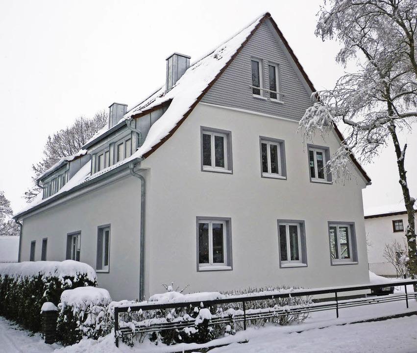 Im Inneren haben es die Bewohner nach ...8211; ohne eine hohe Energierechnung.   | Foto: privat/Zukunft Altbau