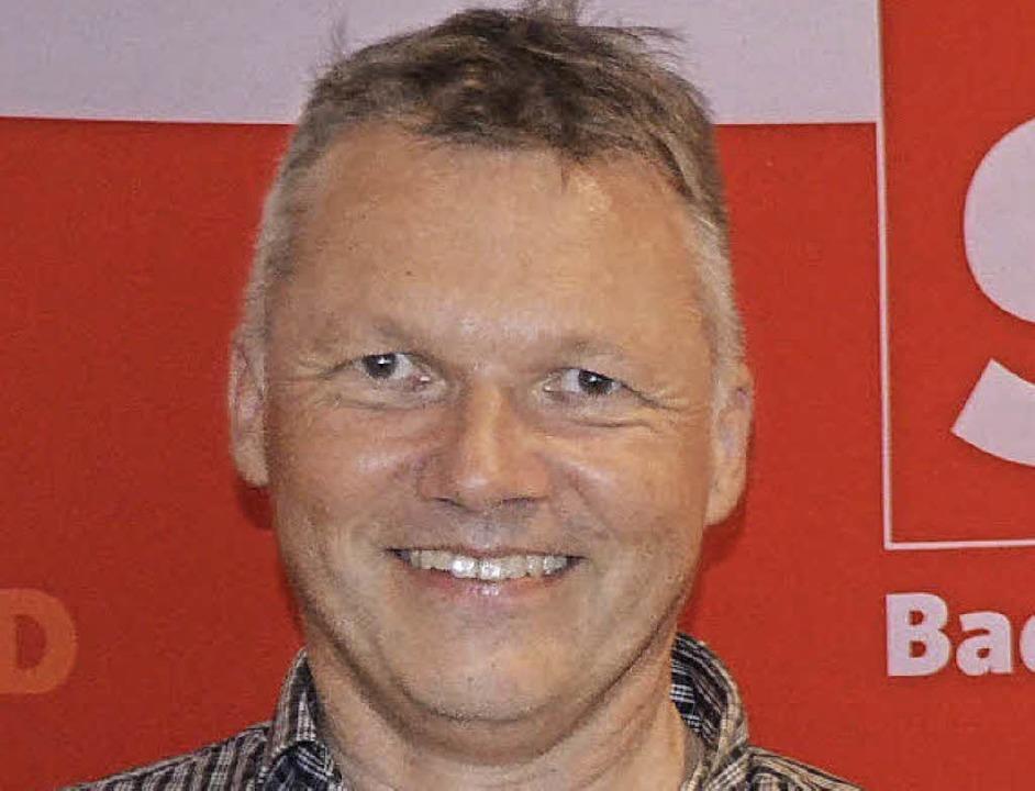 Walter Krögner (SPD)  | Foto: Bury