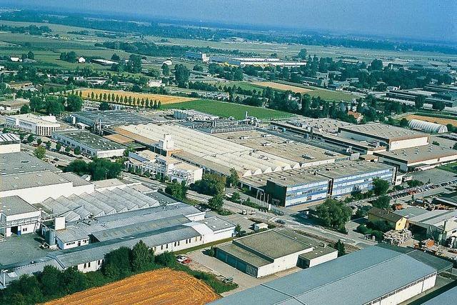 Firma Grohe stärkt den Standort Lahr