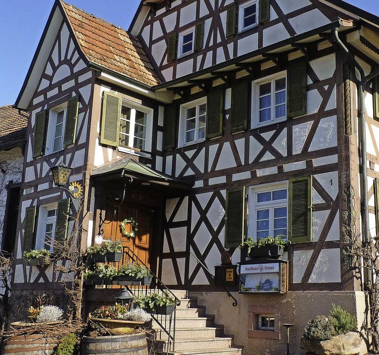 Die Denkmalbehörde stuft den historisc...pfinden das Haus als ortsbildprägend.     Foto: C.  Weizenecker